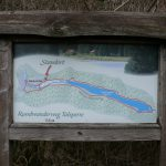 6 Kilometer langer Rundwanderweg um die Talsperre